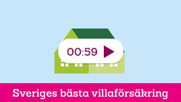 Villaförsäkring - Teckna försäkring för din villa - Folksam